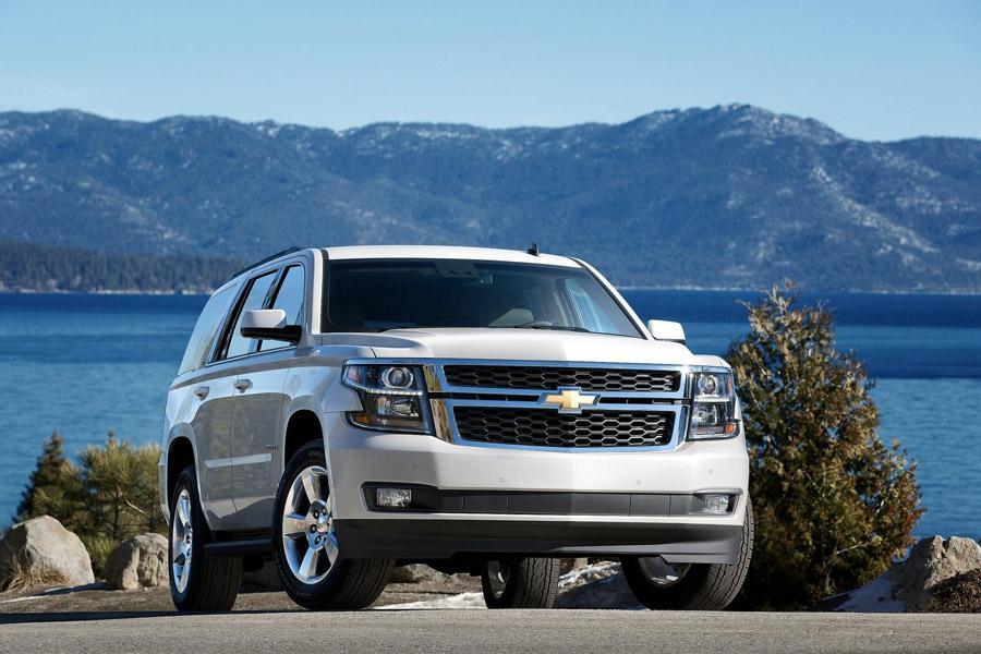 В России появился Chevrolet Tahoe 2018 модельного года