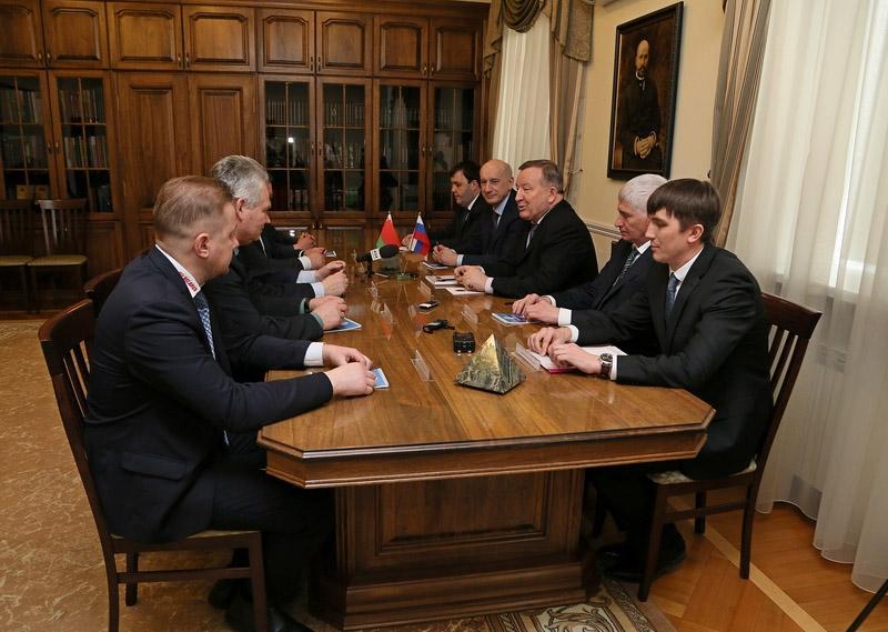 Алтайский край и Беларусь развивают сотрудничество в области производства шин