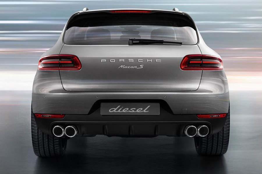 Компания Porsche отказалась от дизелей