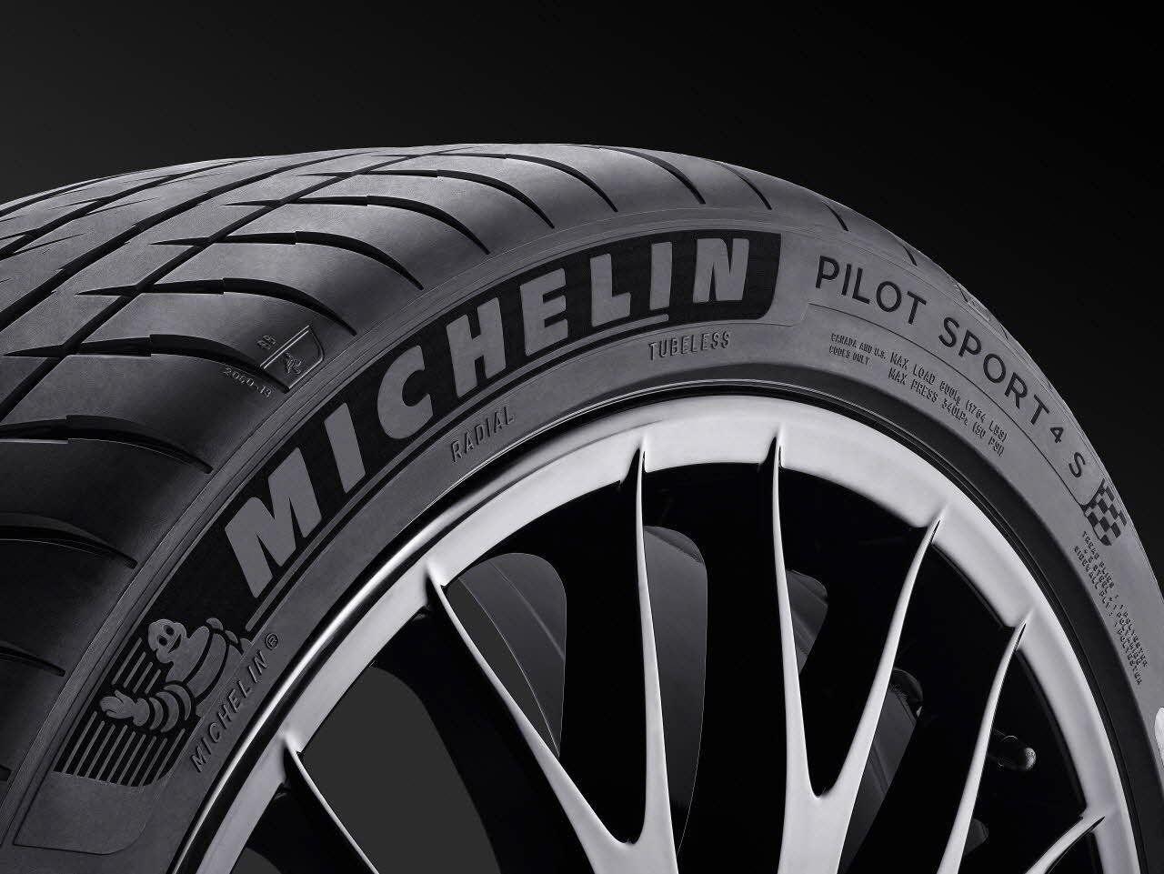 Michelin расширяет размерный ряд модели Pilot Sport 4 S