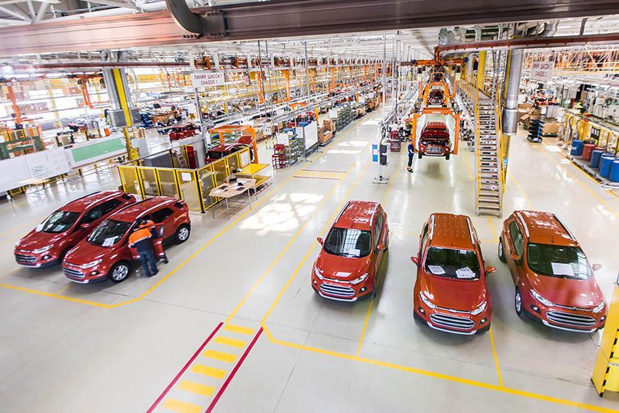Ford решил собирать в России коробки передач