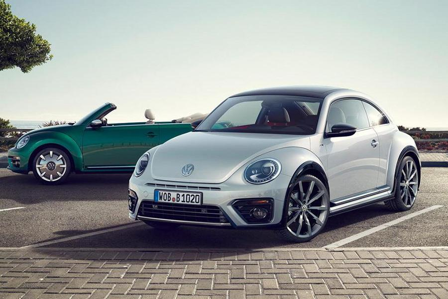 Volkswagen расстанется с моделью в стиле неоретро