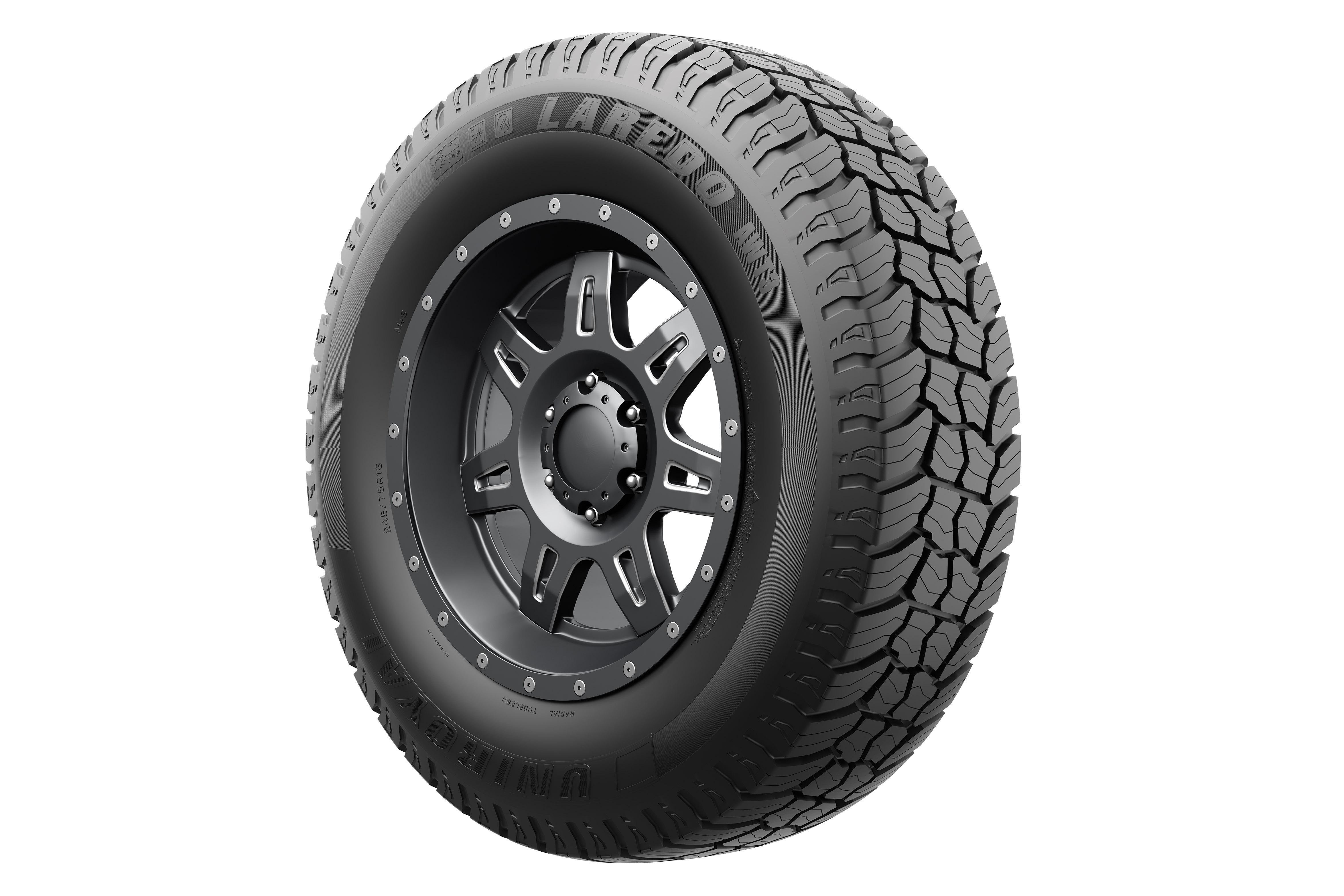 Спустя десять лет Uniroyal Tires обновила линейку  вседорожных шин Laredo