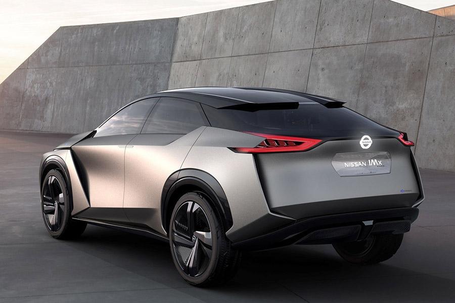 Nissan сделает футуристичный кроссовер серийным