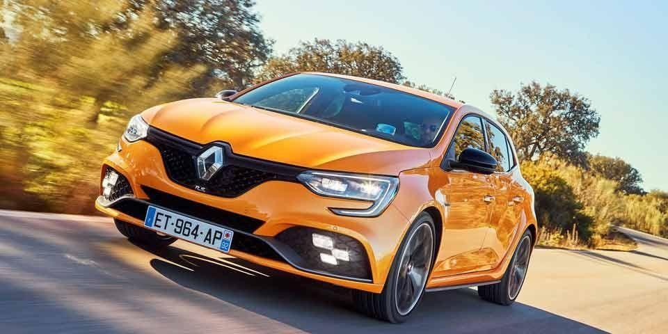 Bridgestone Europe разработала спецверсию шин Potenza S001 для нового Renault Megane RS