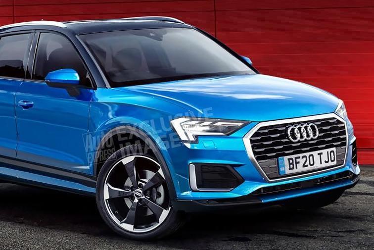 Audi может выпустить кроссовер Q1