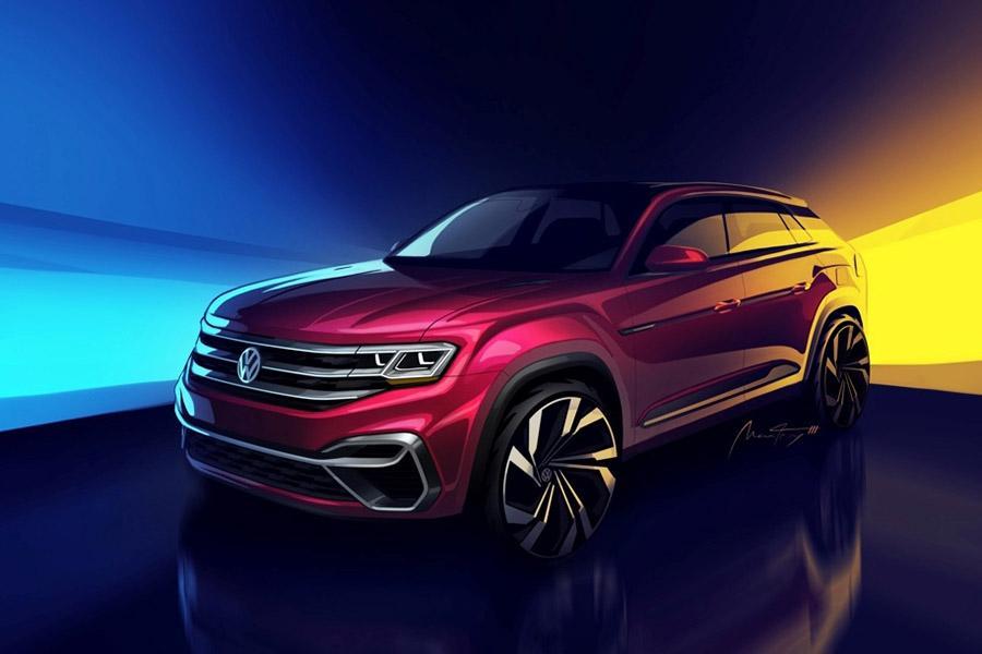 Volkswagen анонсировал новый вседорожник для США