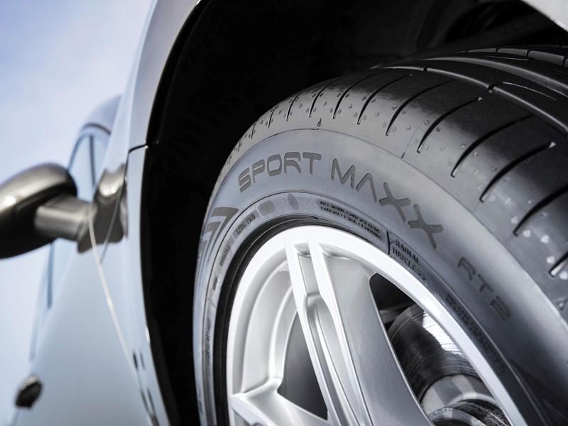 Dunlop обновляет размерный ряд модели Sport Maxx RT2 SUV