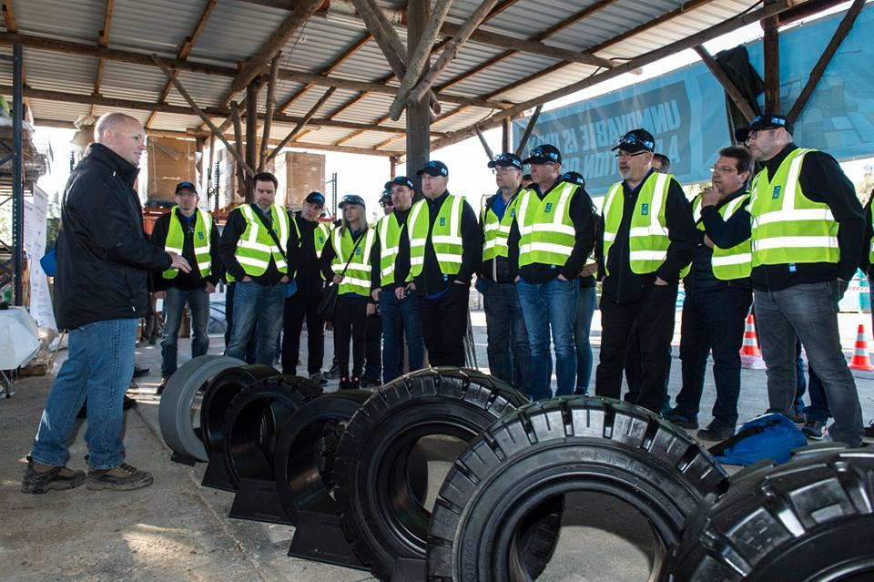 Camso представила в Барселоне 13 новых моделей шин