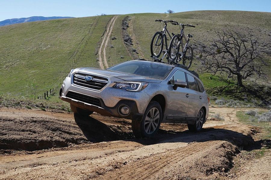 Subaru Outback обновился, но не подорожал