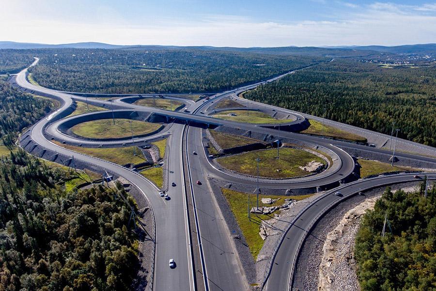 Двадцать российских городов получат объездные дороги
