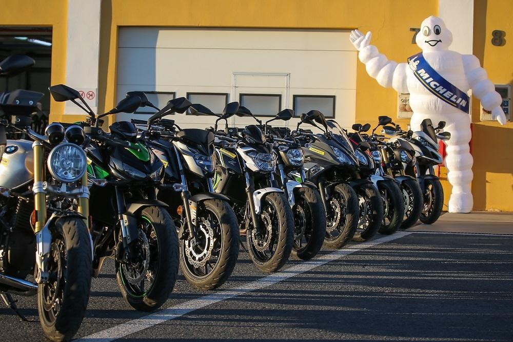 Мишлен укрепляет лидерские позиции на рынке мотошин класса «спорт-туризм»