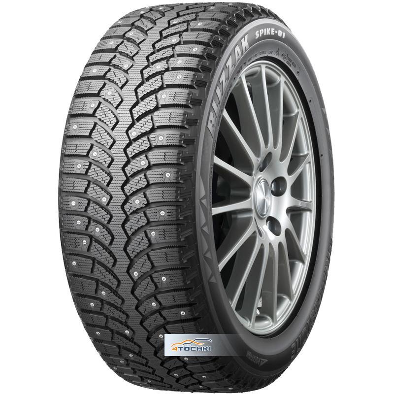 Шины Bridgestone Blizzak Spike-01 245/45R17 99T XL