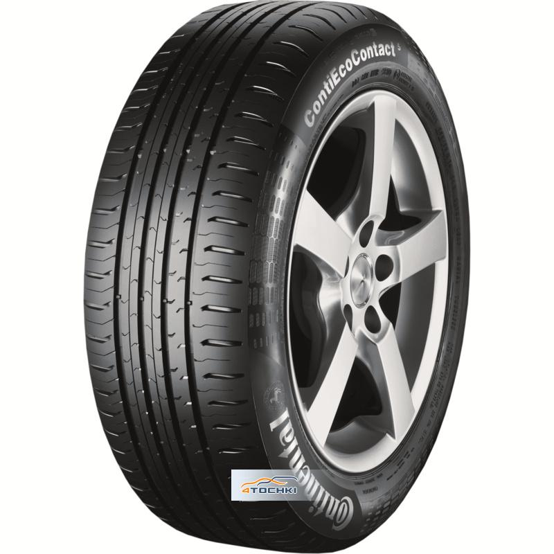 Шины Continental ContiEcoContact 5 195/55R16 87H