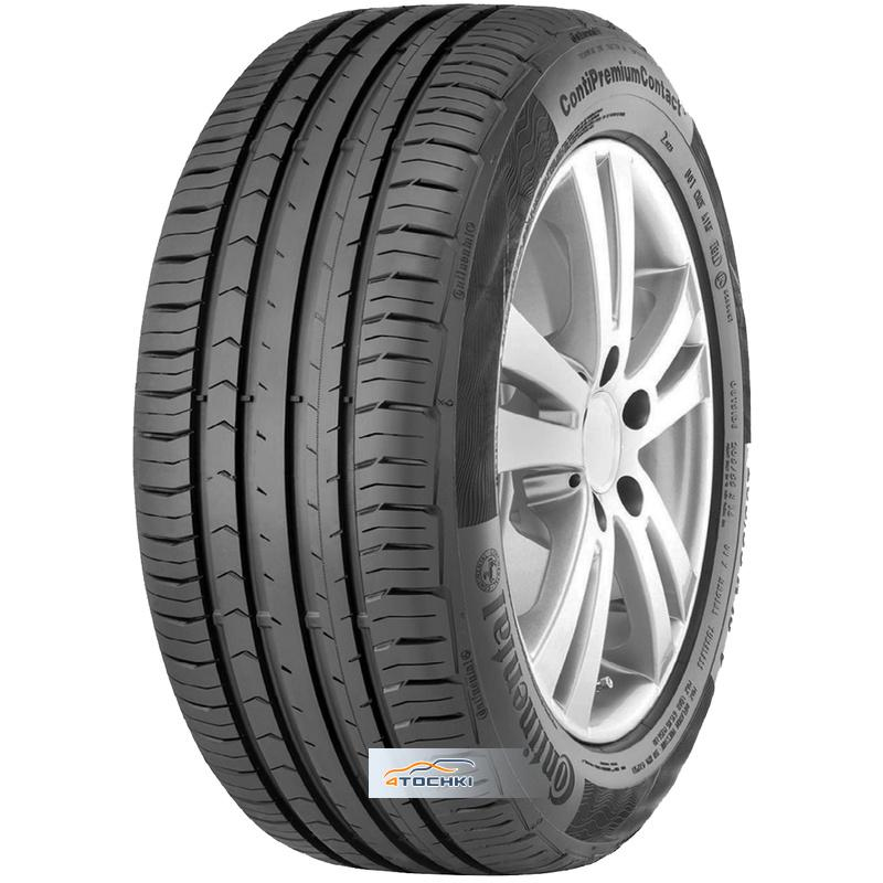 Шины Continental ContiPremiumContact 5 205/60R16 92V Run on Flat *