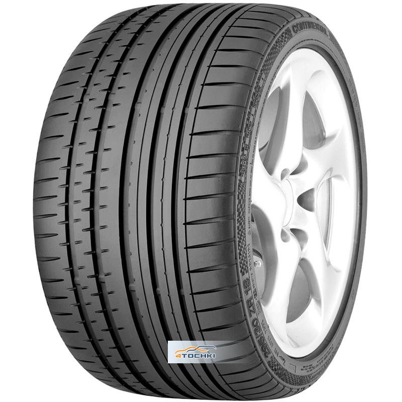 Шины Continental ContiSportContact 2 255/40R17 94W Run on Flat *