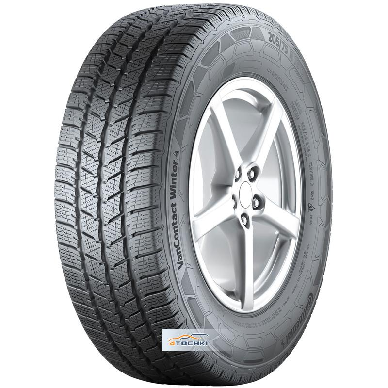 Шины Continental VanContact Winter 205/70R15C 106/104R