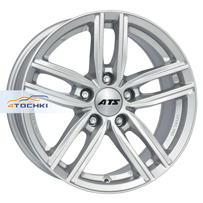 Диски ATS Antares Polar Silver 7x17/5x112 ЕТ54 D57,1