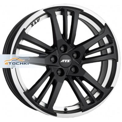 Диски ATS Prazision Racing Black Double lip polished 9x20/5x112 ЕТ30 D70,1