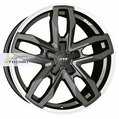 Диски ATS Temperament Blizzard Grey Lip Polished 8,5x18/5x108 ЕТ48 D70,1