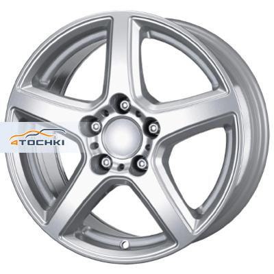 Диски Alutec B Polar Silver 8x17/5x112 ЕТ45 D66,5