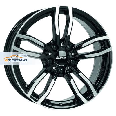 Диски Alutec Drive Diamant black front polished 7,5x17/5x120 ЕТ34 D72,6
