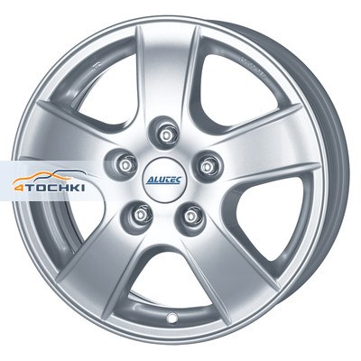 Диски Alutec Energy Polar Silver 6,5x15/5x100 ЕТ38 D63,3