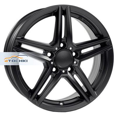 Диски Alutec M10X Racing Black 8,5x19/5x112 ЕТ38 D66,5