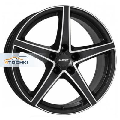 Диски Alutec Raptr Racing black front polished 7,5x18/5x112 ЕТ52 D66,5