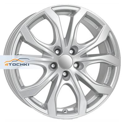 Диски Alutec W10 Polar Silver 9x20/5x108 ЕТ43 D70,1