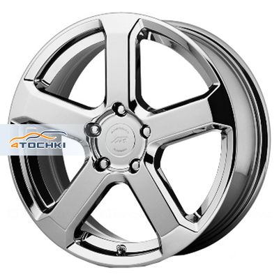 Диски American Racing AR896 Chrome 7,5x18/5x110 ЕТ45 D72,62