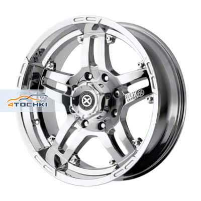 Диски American Racing AX181 Chrome 8,5x20/5x127 ЕТ35 D78,1