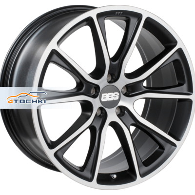 Диски BBS SV Satin black/diamond cut 9x20/5x120 ЕТ45 D70