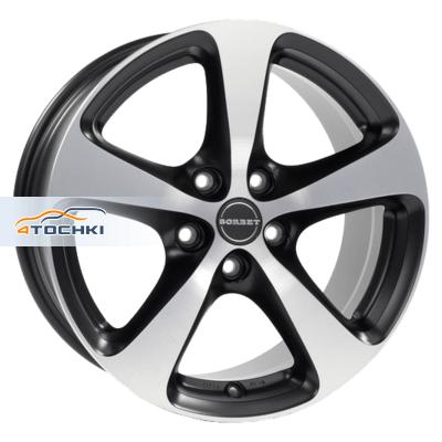 Диски Borbet CC Black Polished Glossy 8x17/5x105 ЕТ38 D56,6