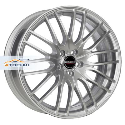 Диски Borbet CW4/5 Sterling Silver 8x18/5x120 ЕТ45 D72,5