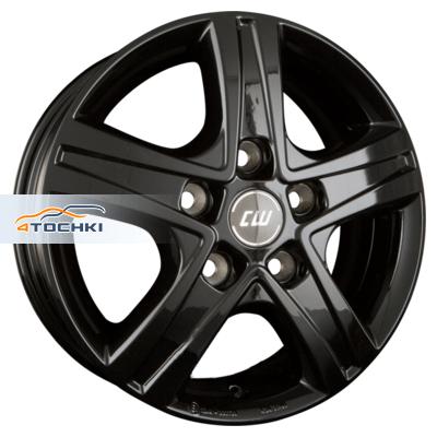 Диски Borbet CWD Black glossy 6x16/5x118 ЕТ68 D71,1