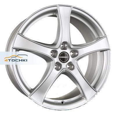 Диски Borbet F2 Brilliant Silver 6,5x17/5x112 ЕТ41 D57,06
