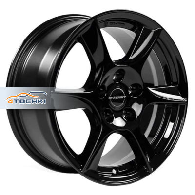 Диски Borbet TL Black glossy 6,5x16/5x112 ЕТ46 D57,1