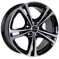 XL Black polished