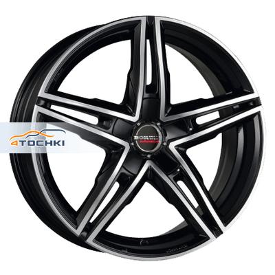 Диски Borbet XRS Black polished 8,5x19/5x120 ЕТ30 D72,5