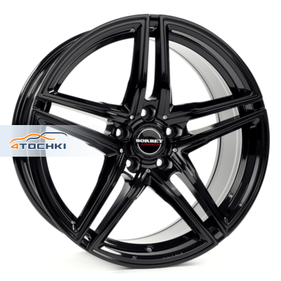 Диски Borbet XRT Black glossy 8,5x19/5x120 ЕТ35 D72,5