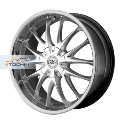 Диски CEC C 863 Silver/Chrome 10x22/5x120 ЕТ40 D72,62
