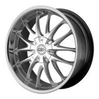 C 863 Silver/Chrome