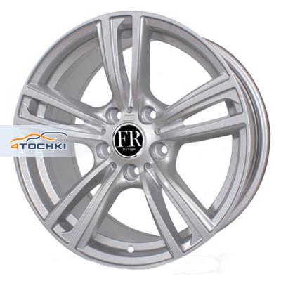 Диски FR replica B055 Silver 8x17/5x120 ЕТ35 D72,6