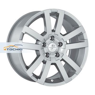 Диски Fondmetal 7700-1 Silver 8x17/6x127 ЕТ38 D78,1