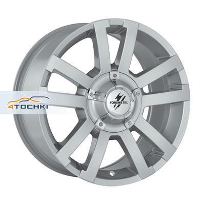 Диски Fondmetal 7700 Silver 8x17/5x150 ЕТ34 D110,2