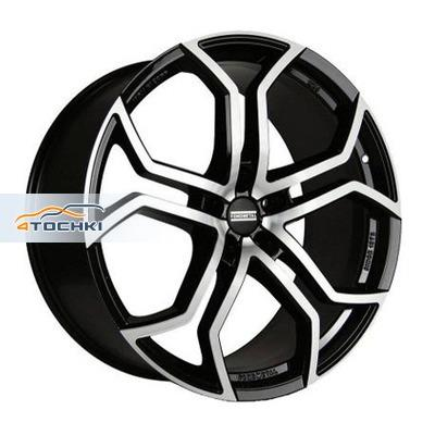 Диски Fondmetal 9XR Black polished 9x20/5x108 ЕТ40 D63,4