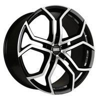9XR Black polished