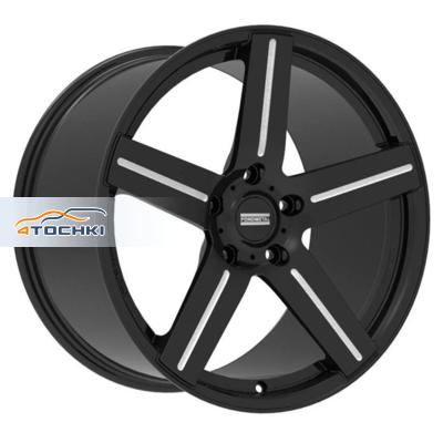 Диски Fondmetal STC-01 Matt Black + Diamond Cut 9x20/5x120 ЕТ45 D72,5