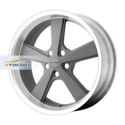 Диски KMC KM701 Gray/Machined 8,5x20/5x120 ЕТ35 D72,62
